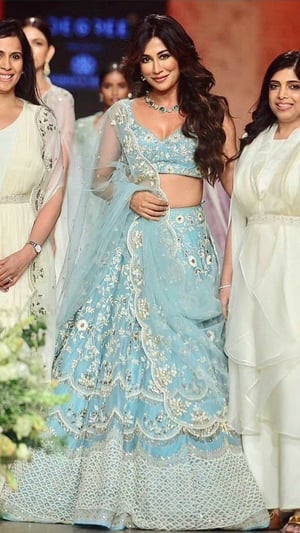 Bollywood's Best Dressed Ladies At LFW 2021