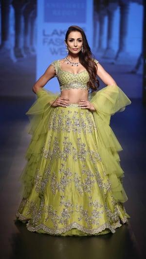 Malaika Arora's Best Traditional Looks