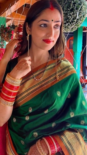 Actresses Wearing Their Unique Mangalsutra