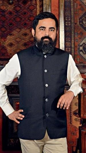 Fashion Designer, Sabyasachi Mukherjee's Mansion