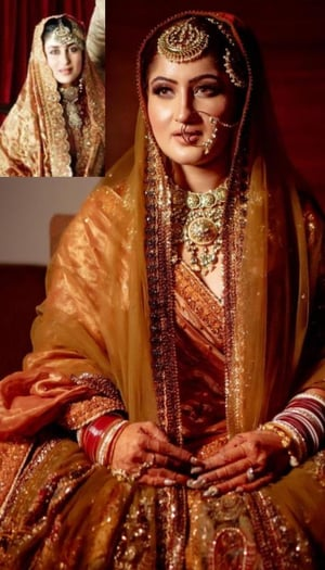 Real Brides, Who Recreated Celeb's Wedding Looks