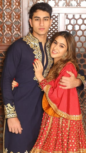 Most Stylish Brother-Sister Duos Of Bollywood