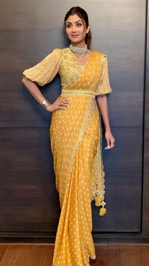 Actresses' Expensive Looks At Ganesh Chaturthi