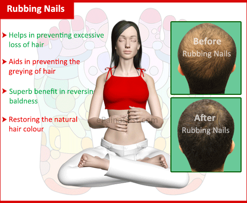The Science Behind Rubbing Fingernails Yoga That Stop Hair
