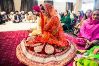 Sacred Rituals of a Sikh Wedding