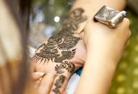 Bridal Mehendi Dark And Long Lasting