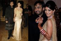 Wedding Reception Looks Of Bollywood Brides