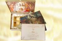 esha deol bharat takhtani wedding invitation card
