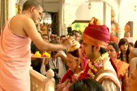 esha deol temple wedding pics 2