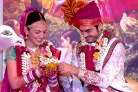 esha deol temple wedding pics 4