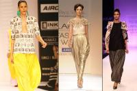 how to wear dhoti pants according to your body type