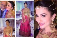 Nigaar Khan wedding gauhar khan look