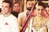 Nigaar Khan wedding pictures Gauhar Khan