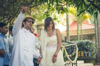 ethnic parsi wedding bridal look details- BollwyoodShaadis