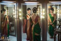 ethnic maharashtra wedding bridal look details- BollwyoodShaadis