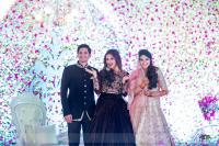 Sania Mirza Shows At Her Sister's Engagement That Brown Is The New Red