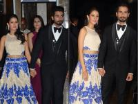 shahid kapoor mira rajput wedding reception mumbai