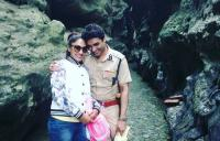 Mazher Sayed And Mouli Ganguly Love Story