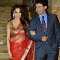 Madhuri Dixit And Sriram Nene