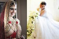 Riteish Deshmukh and Genelia D'Souza Wedding Pictures