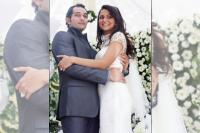 Amrita Arora and Shakeel Ladak Wedding Pictures