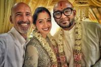 Benny Dayal and Catherine Thangam Wedding Pictures