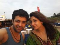 Juhi Parmar and Sachin Shroff Love Story