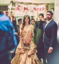 Kishwer and Suyyash Wedding Reception