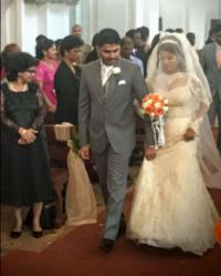 Inside Pictures of Raveena Tandon's Younger Daughter Chaya's Goa Wedding