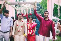 Prathibha And Ashwin's Love And Wedding Story Will Give You Relationship Goals Along With Wedding Trends To Follow