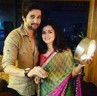 Love story of TV actors Raqesh Vashisth and Ridhi Dogra