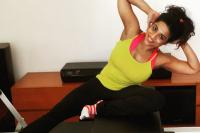 Malishka workout