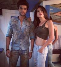 Gauhar Khan and Kushal Tandon