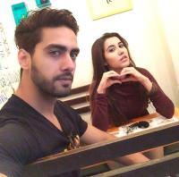Razia Sultan Fame Rohit Purohit And Sheena Bajaj