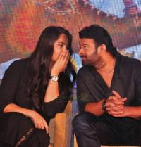 Anushka Shetty and Prabhas