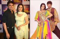 Shweta Tiwari and Raja