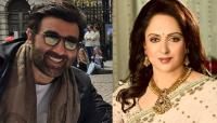 Hema Malini Relationship With Step-son Sunny Deol