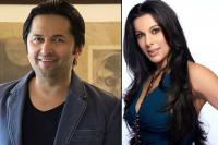 Pooja Bedi and Farhan Furniturewalla