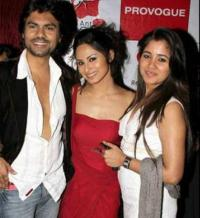 Narayani Shastri and Gaurav Chopra