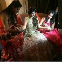 Abhishek Bajaj and Akanksha Jindal Engagement