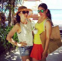 Kareena Kapoor Khan and Soha Ali Khan