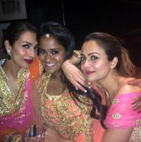 Malaika Arora Khan and Arpita Khan