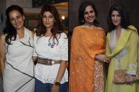 Twinkle Khanna and Alka Bhatia