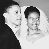 Barack  Obama and Wife Michelle
