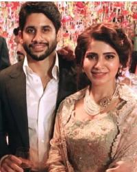 Samamtha Ruth Prabhu And Naga Chaitanya