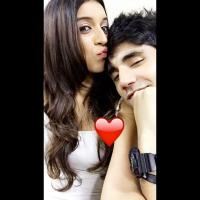 Varun Sood and Benafsha Soonawalla