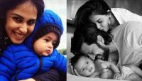 Bollywood Actress Who Became Mother Very Young