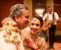 Father Daughter Relationship In An Indian Wedding
