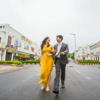 Delhi Pre-Wedding Photo Shoot