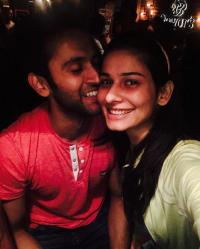 Aneri Vajani And Mishkat Varma